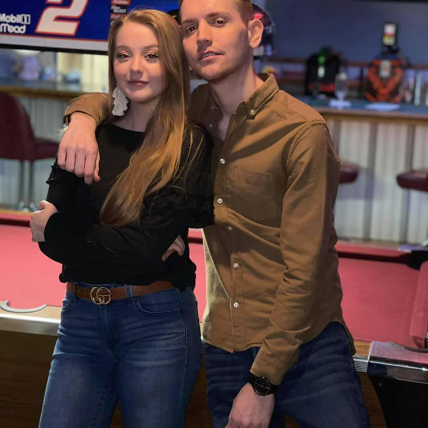Dustin Chapman & Ryleigh Madison at Coppers Restaurant