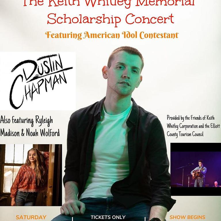 Keith Whitley Memorial Scholarship Concert
