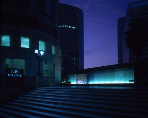 NarduliStudio, light, new media, Los Angeles, animation, ConvergenceLA, Metropolis, Urban Stream