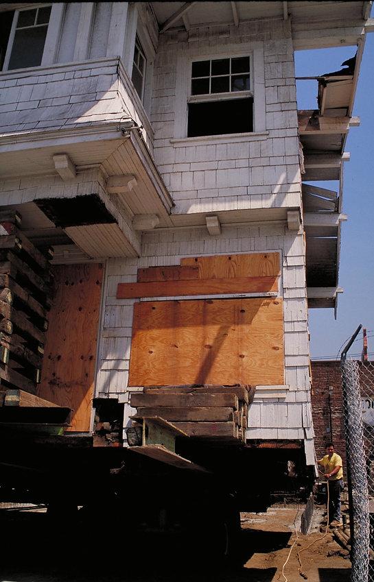 Narduli Studio, Les Deux Cafes, Michelle Lamy, Hollywood, Architecture