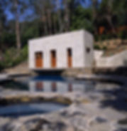 Narduli studio, Poolhouse, Mandeville Canyon, Data sculpture, architecture, ConvergenceLA, Metropolis