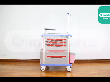 ABS Crash Cart