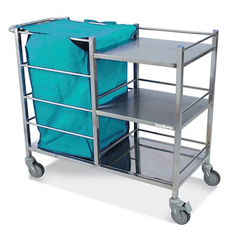 Excel Linen Trolley