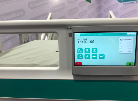 Our CleverCare™ Smart Beds make safer environment