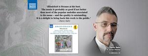 Blindekuh CD cover and portrait of Dario Salvi