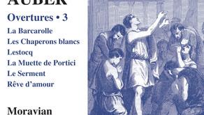 Reviews: Auber, Overtures, Vol. III