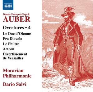 Auber - Overtures vol.4