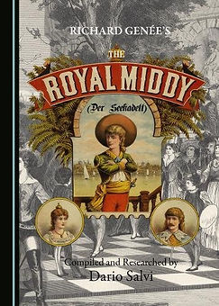 Book cover of The Royal Middy Libretto, compiled and researched by Dario Salvi