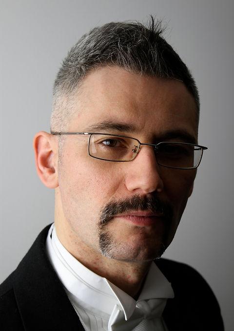 Portrait of Dario Salvi