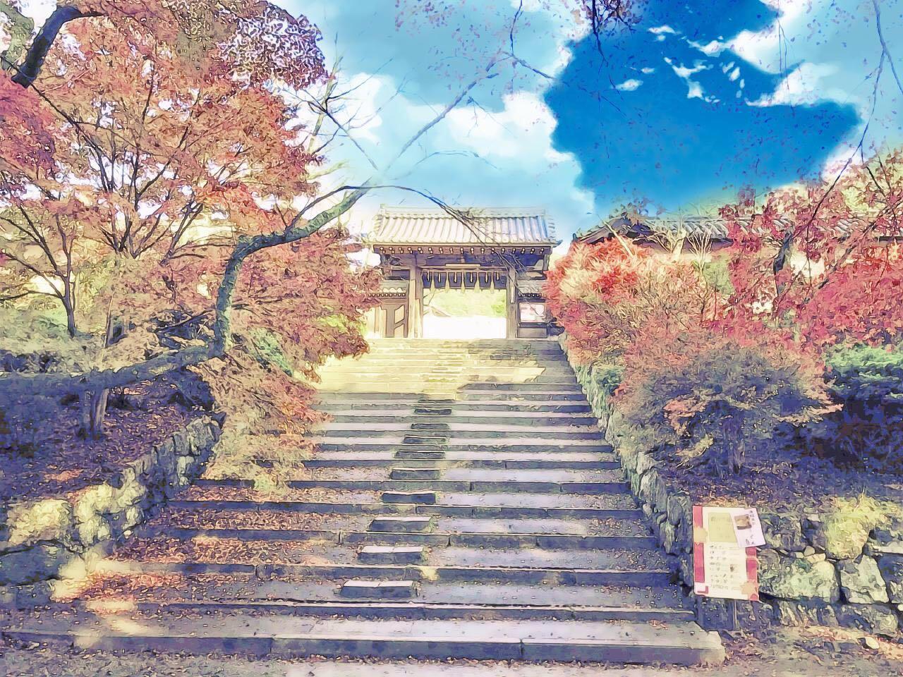 京都毘沙門堂