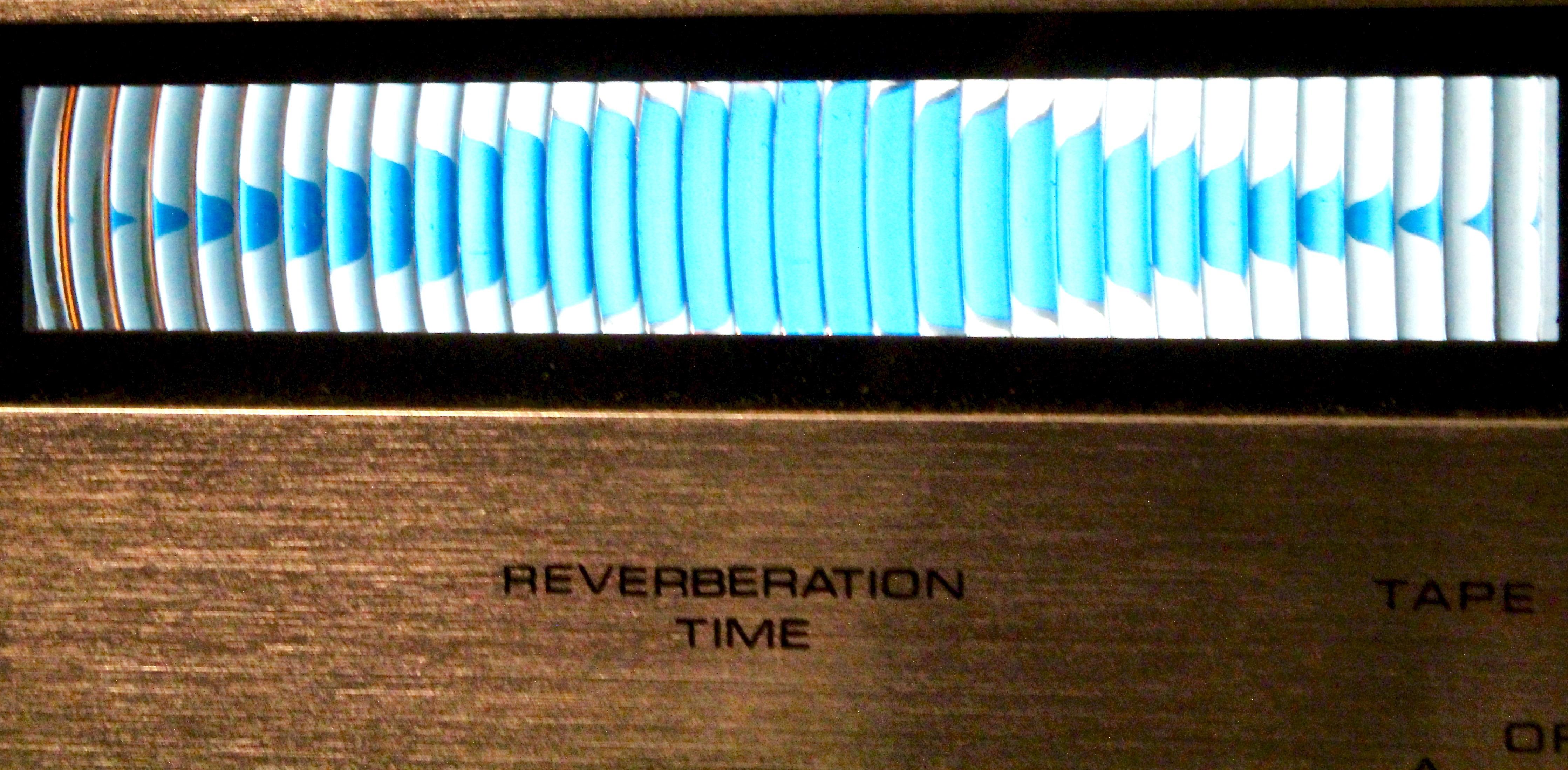 Pioneer Spring Reverb