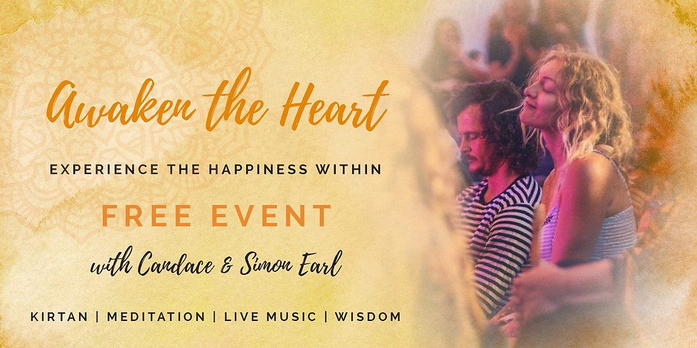 Awaken The Heart ~ Experience the Happiness Within