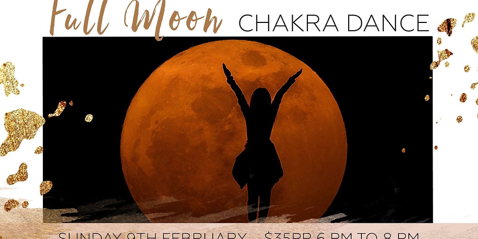 Full Moon Chakra Dance