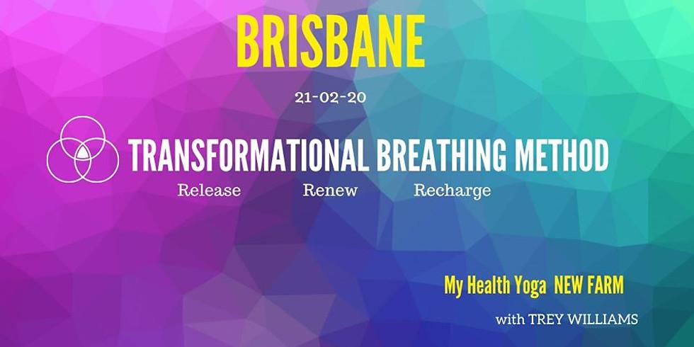 Transformational Breathing Method