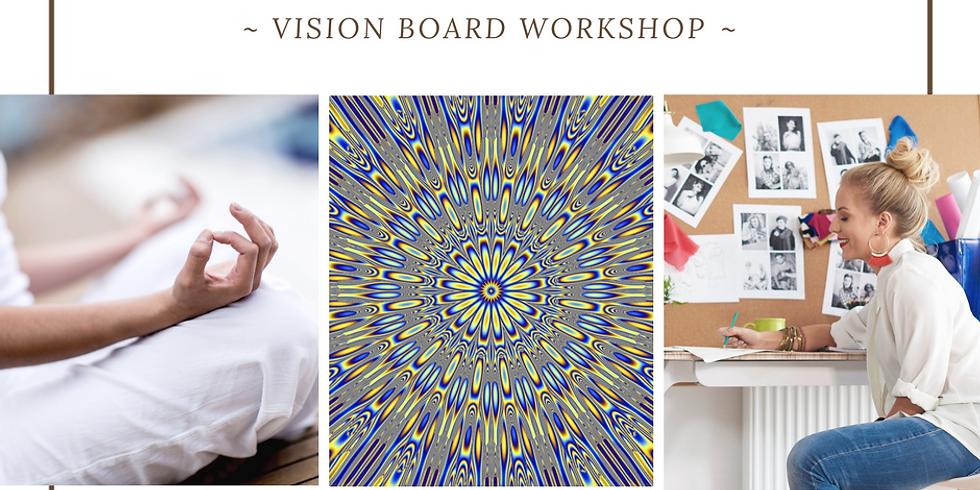 Manifesting Minds - Vision Board Workshop