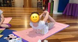 Kids Yoga Student
