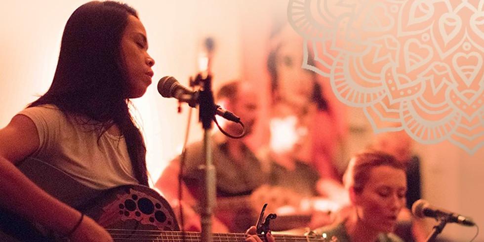 Kirtan Meditation Immersion - Live Music - Free Event!