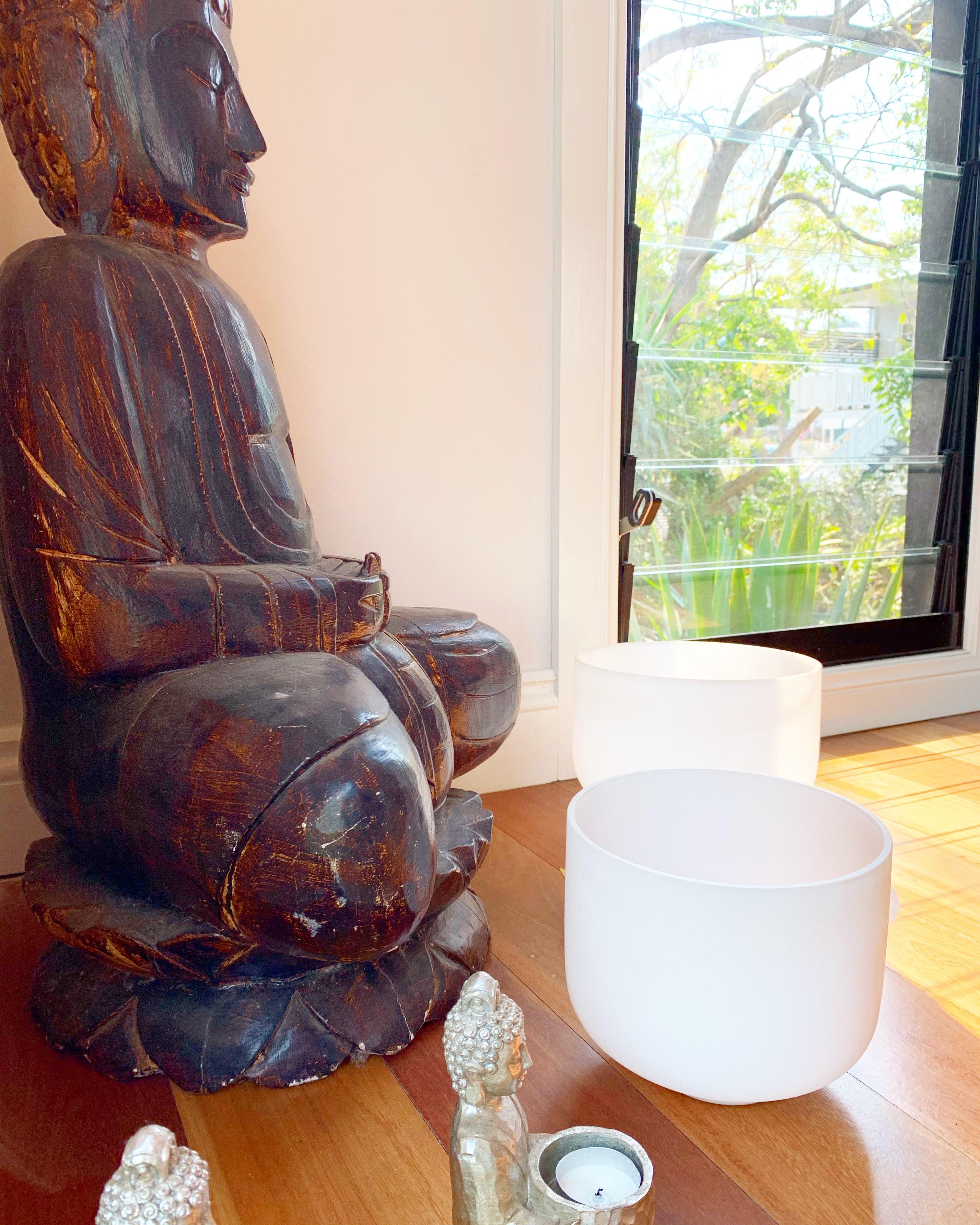Buddha Singing Bowls