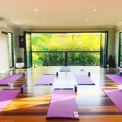 New Farm Yoga Studio