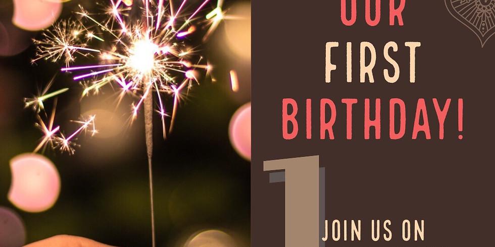 First Birthday Celebration - FREE EVENT