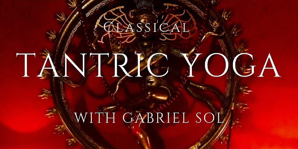 Classical Tantric Yoga 8 Week Course