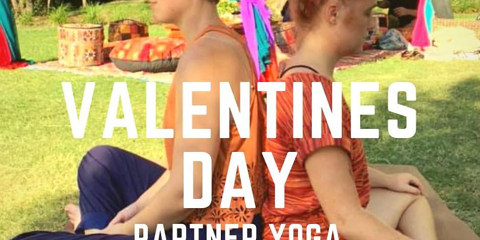 Valentines Day Partner Yoga (2019)