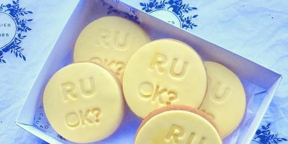 RU OK? DAY - Cookie Fundraiser!