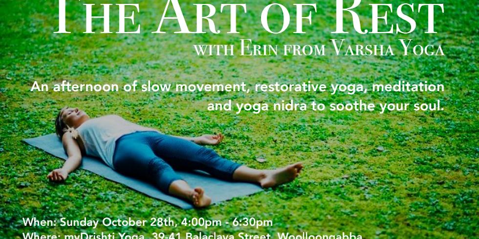 The Art of Rest - Yoga Nidra