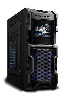 Компьютерный корпус BOOST модель 930 с 2 USB 3.0