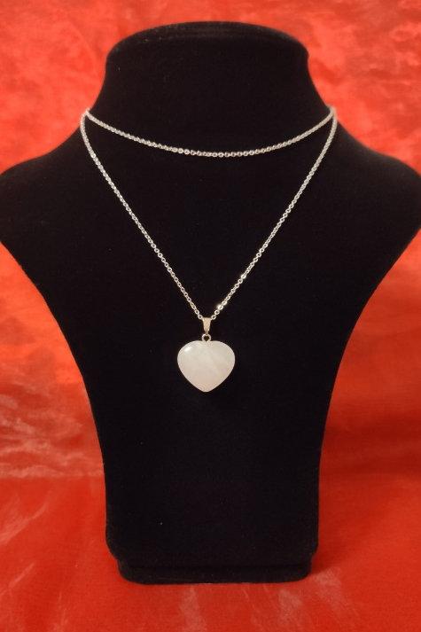 Подвеска «Сердце» на цепочке.