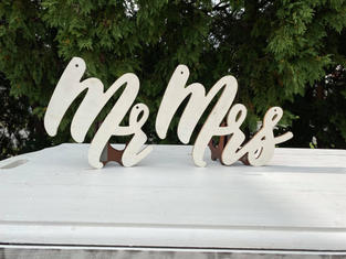Mr. and Mrs. Letters