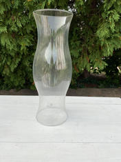 Hayley Open Ended Hurricane Vase