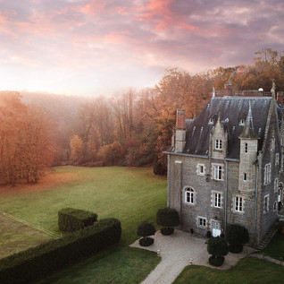 Chateau Du Val, Brittany
