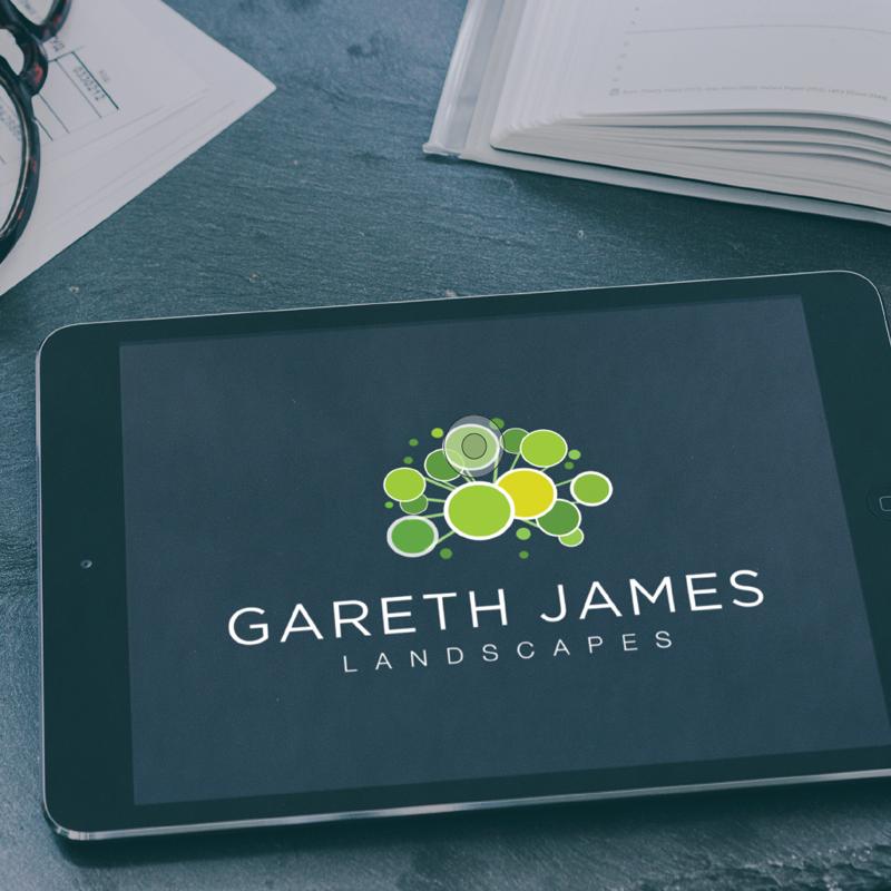 Gareth James Landscapes iPad