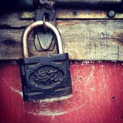 Chinese lock