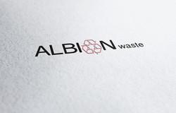 Albion Waste logo