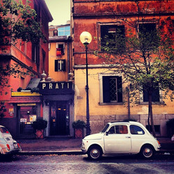 Instagram - Rome, Fiat and iPhone