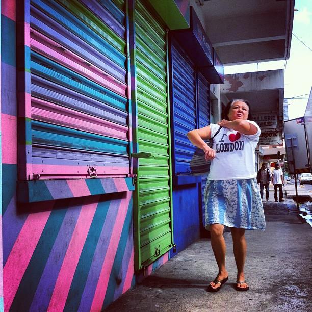 Port Louis Portrait