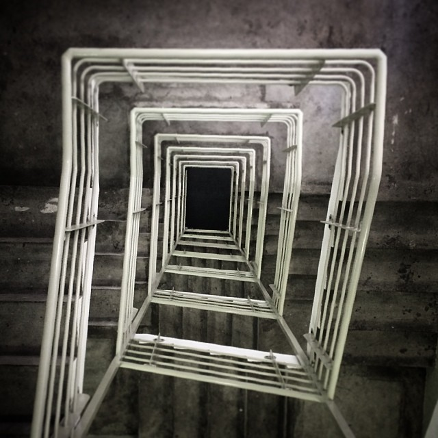 Stairs - Looking Down
