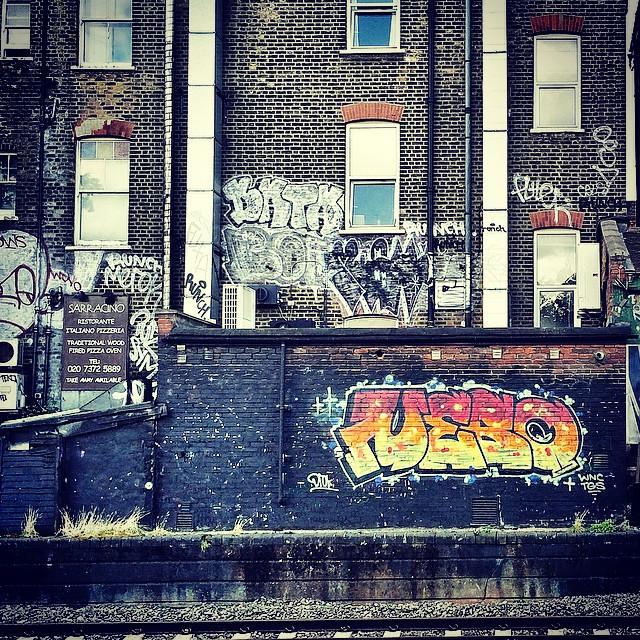 Sketchbook buildings, West Hamstead