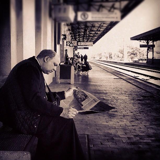 Instagram - Priest, platform 1