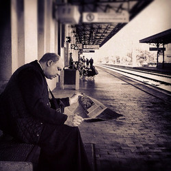 Instagram - Priest, platform 1
