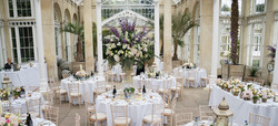 Wedding-reception-at-Syon-Park-a-unique-wedding-venue-in-Middlesex-near-London-featured-on-the-Gay-W