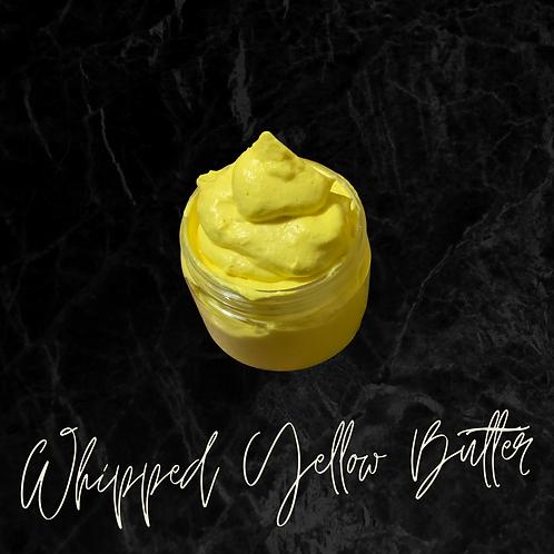 Whipped Yellow Shea Body Butter
