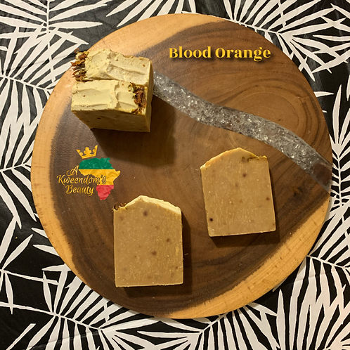 Blood Orange Zesty Bar