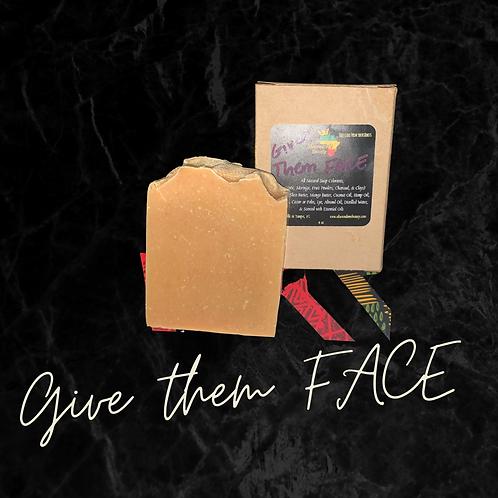 Give them FACE Turmeric Bar