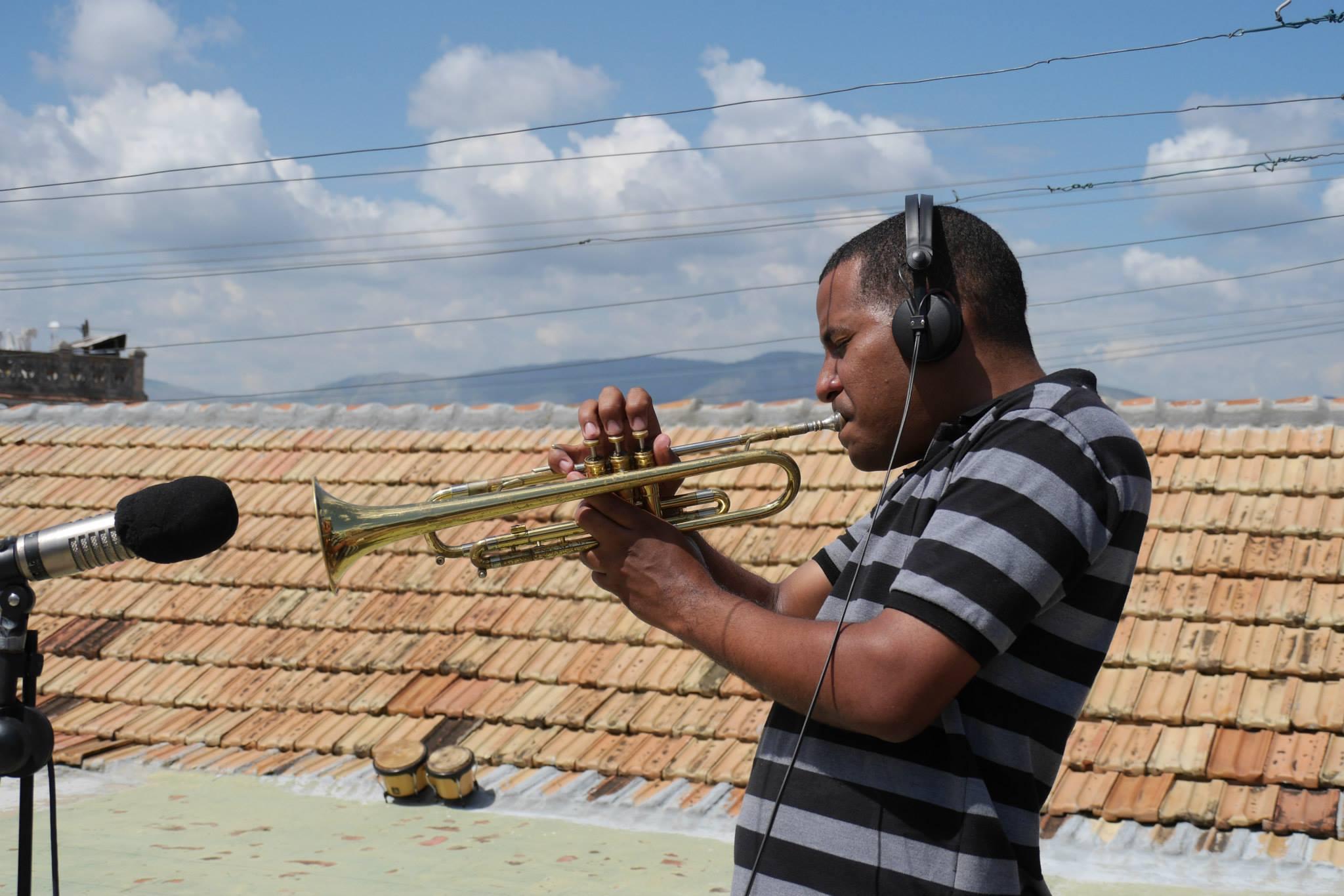 trumpet recording cuba