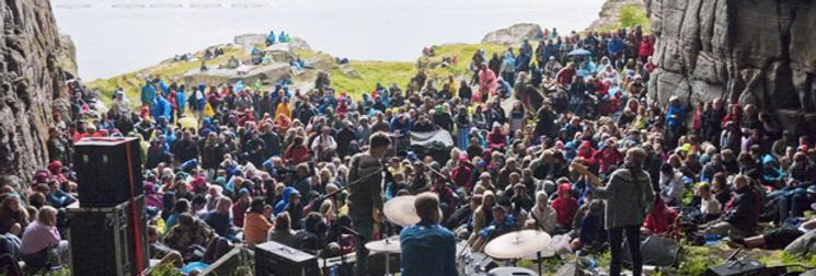 Ålesund to Træna · 11 days