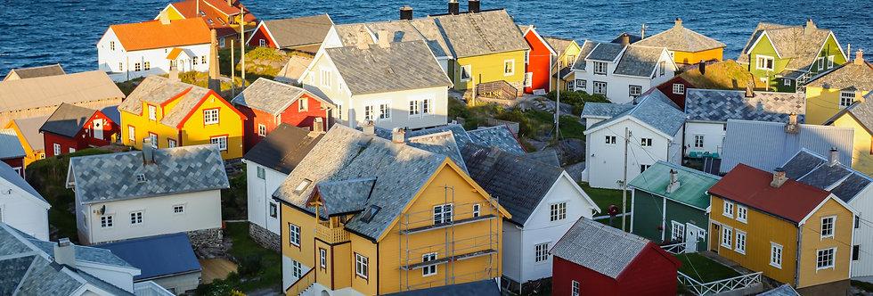 Lofoten to Brønnøysund  · 7 days