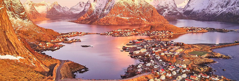 Explore the best of Lofoten · 7 days